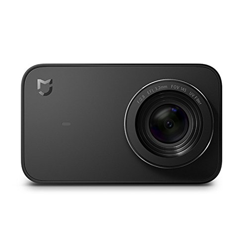 "Xiaomi Mijia Mini 4k Action and Video Camera Sport Camera 30fps 145 Angle 2.4"" HD Screen Bluetooth WiFi with Smart Mi Home App Support"