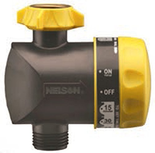 5 Pack – Nelson Manual & Mechanical Hose Water Timer – Lawn, Garden Watering 56600 Review