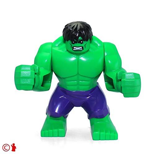LEGO Marvel Avengers Super Heroes Minfigure - Hulk with Purple Pants (2014) (Lego The Hulk)