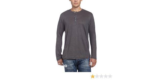 cdbca89c Amazon.com: Joe's Jeans Men's Maxx Long Sleeve Henley: Clothing