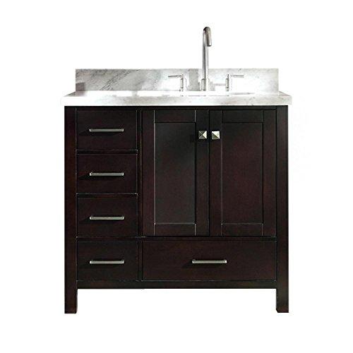 Single Vanity Espresso Basin (DKB 37