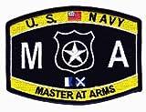 us navy master at arms - US Navy Master at Arms MA Patch