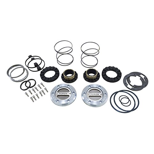Yukon Gear & Axle (YHC70001) Locking Hub Kit for Dana 60 35 Spline