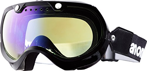 ANON Vintage Painted Goggle Black/Blue - Anon Vintage Goggles