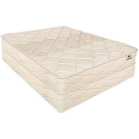 Innomax Comfortable Durable Cushion Sleeping Mattress White Night Premium Organic Natural Latex Sleep System White Night Twin XL