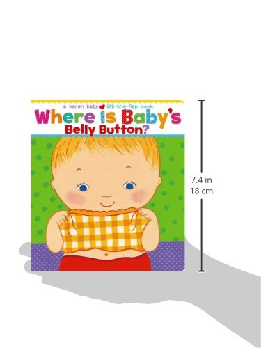 Test tube baby belly button