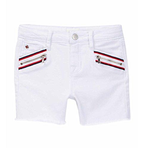 Hudson Spark Short, 2T, White