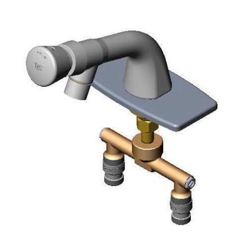 Single Hole Metering Faucets - 9