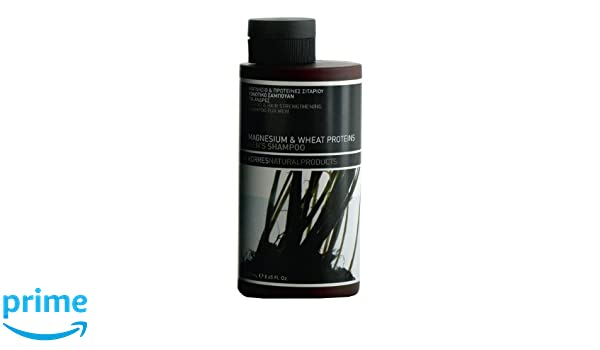 KORRES - Champú de magnesio y proteínas de trigo, 250 ml: Amazon.es: Belleza