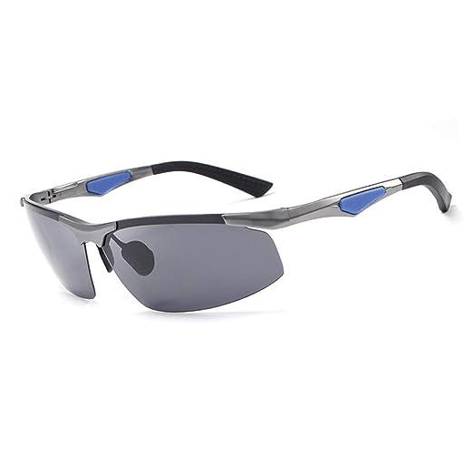BAIJJ Gafas Gafas Gafas de Sol polarizadas Hombres Gafas de ...