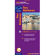 IGN EUROPE : ILES BALÉARES - BALEARIC ISLANDS