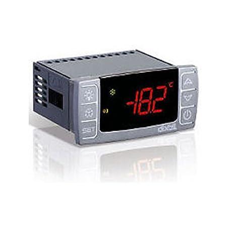 Termostato digital dixell xr30cx 5 N0 C1 12 V Regulador Control Temperatura: Amazon.es: Hogar