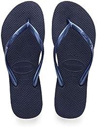 Sandália Havaianas Slim Azul Escuro 35/36