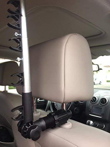 Walky Barrera plegable Universal Auto Guardia de seguridad barrera K9/mascotas valla de barrera de seguridad