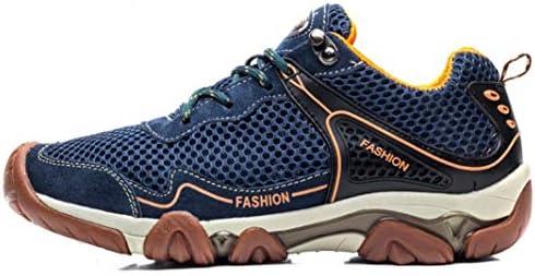 防滑 ハイキングシューズ メンズ トレッキングシューズ 通気性ローカット 軽 登山靴 耐磨耗 厚底 キャンプ シューズ アウトドア 通気性 スニーカー 大きいサイズ ブーツ ファッション 父の日 ギフトウォーキング 靴