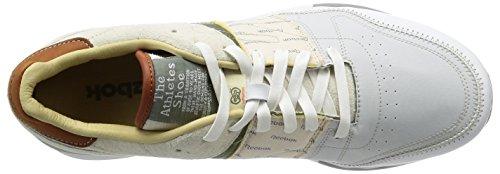 Reebok pour homme GS CL 6000en cuir Trainer