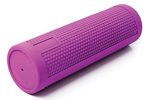 Escape Fitness USA Ultra Flex Soft Foam Roller, Purple