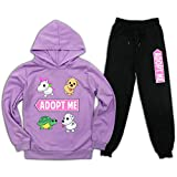 Youth Boys Girls r-ob-lox Adopt me Hoodie and
