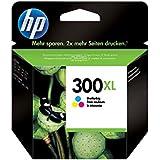 HP D8J43AE 300XL Cartucho de Tinta Original de alto rendimiento, 2 unidades, negro: Hp: Amazon.es: Oficina y papelería