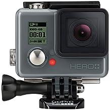 Cámara GoPro Hero + LCD Cámara de grabación de vídeo HD Negro