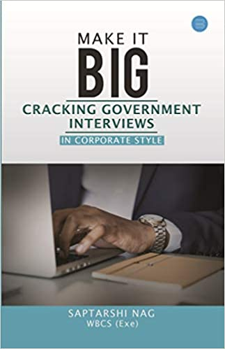 Amazon in: Buy Make it BIG- Cracking Government Interviews