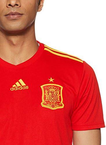 adidas Camiseta de la Selección Española de Fútbol para el Mundial ...