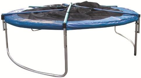 Hudora - Cama elástica con red plegable y funda impermeable ...