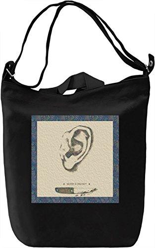 Vincent van Gogh Borsa Giornaliera Canvas Canvas Day Bag| 100% Premium Cotton Canvas| DTG Printing|