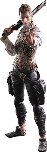 Square Enix Final Fantasy XII: Balthier Play Arts Kai Action Figure from Square Enix