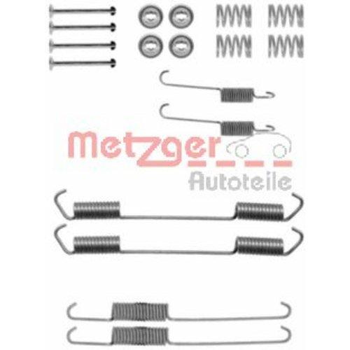/0689/accessori Set Metzger 105/ Ganasce Freno