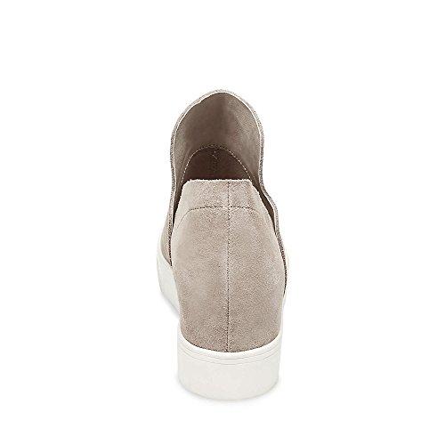 Taupe Madden Suede Women's Steve Sneaker Wrangle TU1qgwwn6