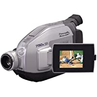 Panasonic PVL453 VHS-C Camcorder with 2.5 LCD and SD Digital Still Capability (Discontinued by Manufacturer)