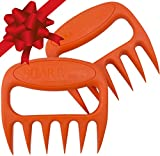 The Original Bear Paws Shredder Claws - Easily Lift, Handle, Shred, and Cut Meats - Essential for Slow Cooker & BBQ Pros