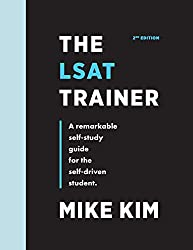 Amazon mike kim books biography blog audiobooks kindle the lsat trainer a remarkable self study guide for the self driven student malvernweather Choice Image