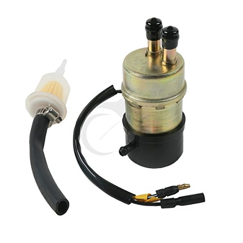 TCMT Fuel Pump For Kawasaki Mule 3010 4X4:2001 2002 2003 2004 2005 2006 2007 2008 (2006 Kawasaki Fuel Pump compare prices)