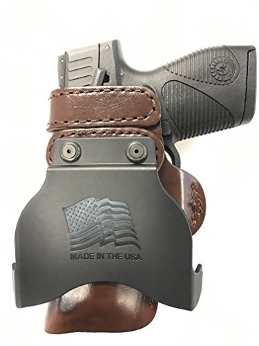 Paddle Holster For Taurus Judge 3