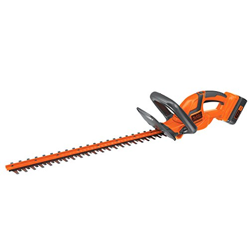BLACK AND DECKER 40 V MAX 22-in Hedge Trimmer