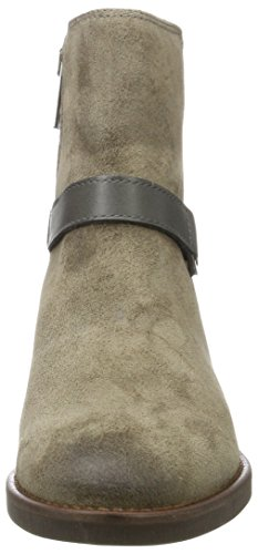 Slouch 70814226001311 O'Polo Taupe Boots Bootie Brown Women's Heel Flat Marc 6C7wFYqC