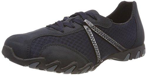 Basses Bleu Rieker Femme Sneakers EU 49020 36 0PqxZ7w