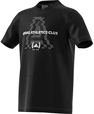 Ni/ños adidas JB A AAC tee Camiseta de Manga Corta