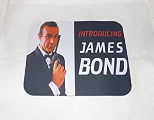 JAMES BOND Introducing COMPUTER MOUSEPAD