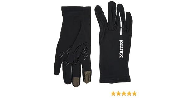 Tejido El/ástico Transpirable Hombre Marmot XT Glove Guantes Resistentes Al Agua Y Al Viento