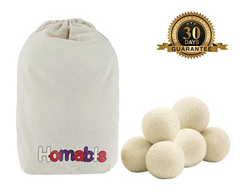 Dryer Organic Reusable Fabric Softeners product image