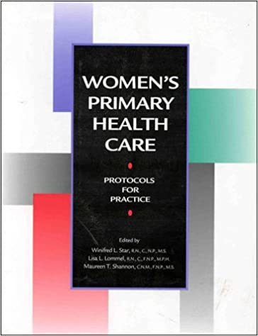 Read online Women's Primary Health Care: Protocols for Practice PDF, azw (Kindle)
