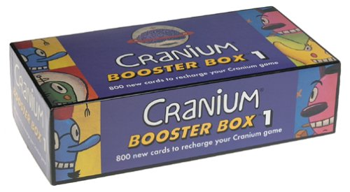 Cranium Booster Box 1