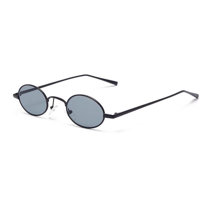 Amazon.com: mincl/moda clásico ovalado (Tamaño pequeño ...