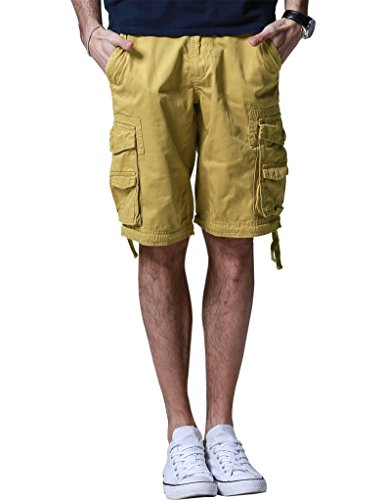 Match Men's Twill Cargo Shorts