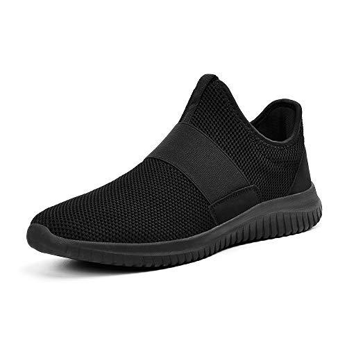 Senza Zocavia Da Correre Sneakers Per Lacci Nero Scarpe Sportive Uomo q11UwXZ4