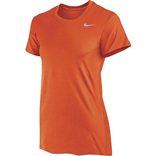 Nike Dri-Fit Legend de Manga Corta Camiseta de la Mujer: Amazon.es: Ropa y accesorios
