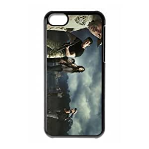 The Walking Dead iPhone 5c Cell Phone Case Black yyfD-089297